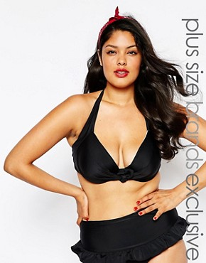 Big Guns for ASOS Halter Bikini Top