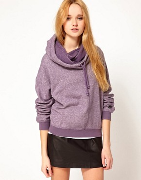 Image 1 ofNike Hoodie With Oversized Hood