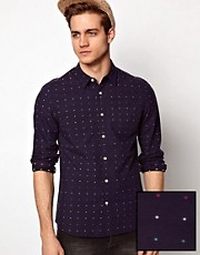 ASOS Shirt With Polka Dot