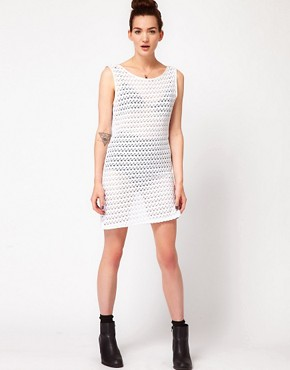 Image 4 ofAmerican Apparel Scoop Back Dress