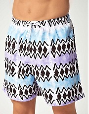 Franks Sea Diamond Swim Shorts