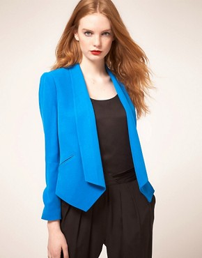 Image 1 ofWhistles Nelly Crepe Jacket