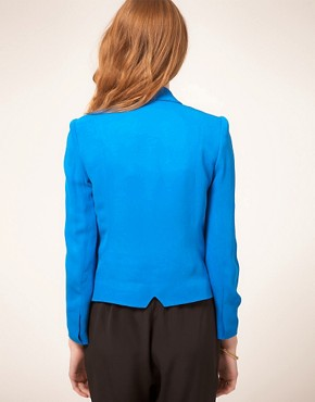 Image 2 ofWhistles Nelly Crepe Jacket