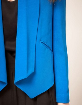 Image 3 ofWhistles Nelly Crepe Jacket