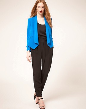 Image 4 ofWhistles Nelly Crepe Jacket