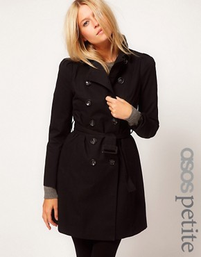 Image 1 ofASOS PETITE Exclusive Classic Mac