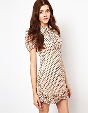Vero Moda Printed Shirt Dress