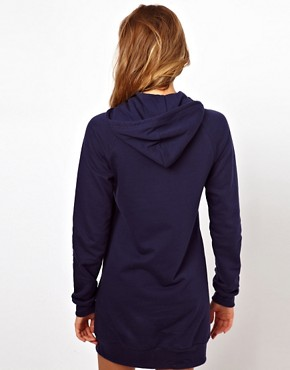 Image 2 ofAmerican Apparel Hoodie Dress