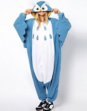 Kigu Owl Onesie