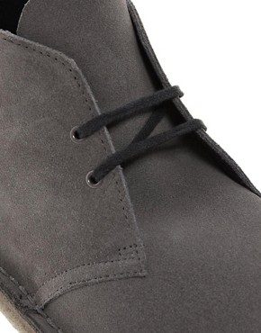 Image 2 ofClarks Originals Suede Desert Boots