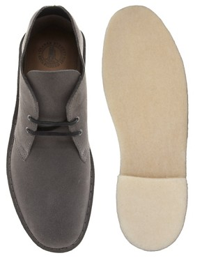 Image 3 ofClarks Originals Suede Desert Boots