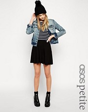 ASOS PETITE Skater Skirt
