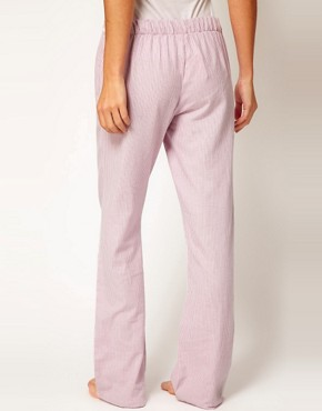 Image 2 ofEsprit Nordic Stripe Long PJ Pant