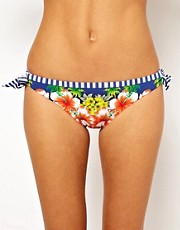 Seafolly Aloha Tie Side Bikini Pant