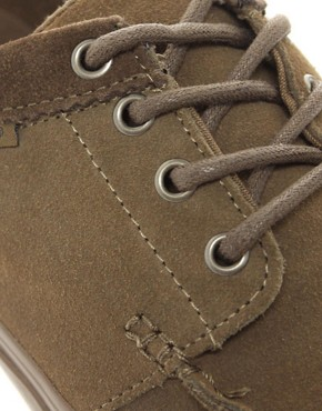 Image 2 ofVans 106 Moc Suede Trainers