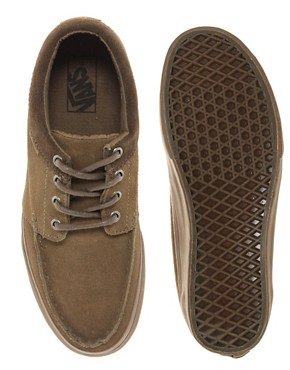 Image 3 ofVans 106 Moc Suede Trainers