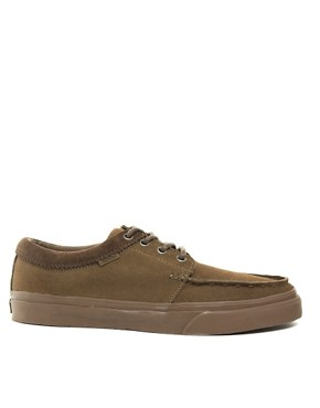 Image 4 ofVans 106 Moc Suede Trainers