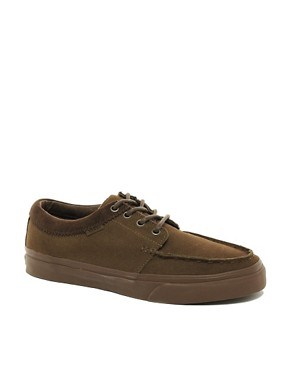 Image 1 ofVans 106 Moc Suede Trainers