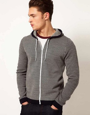 Image 1 ofASOS Fairisle Hoodie
