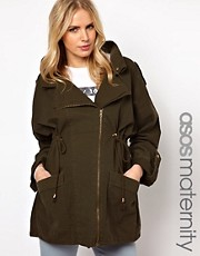 ASOS Maternity Exclusive Parka