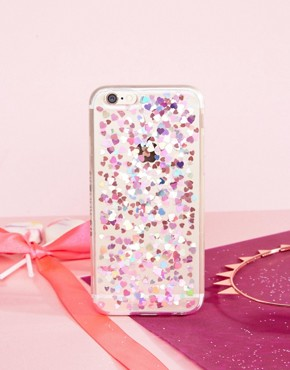 Skinnydip Jelly Heart iPhone 6/6S Case
