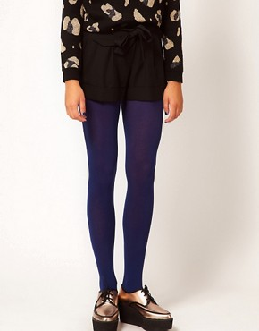 Image 1 ofFalke Cotton Touch Tights