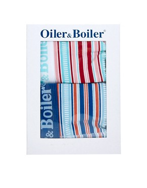 Image 2 ofOiler &amp; Boiler Rail Stripe 2 Pack Trunks