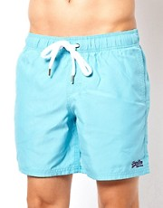Superdry - Aqua - Pantaloncini da bagno