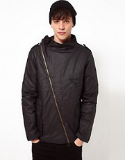Peoples Market Jacket Diagonal Zip