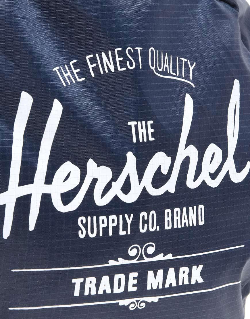 Image 4 ofHerschel Packable Duffle Bag