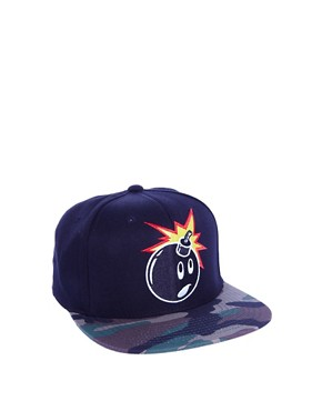 Image 1 ofThe Hundreds Bomb Snapback Cap