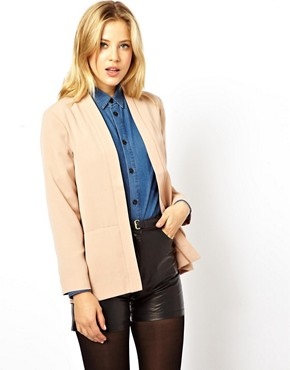 Image 1 ofASOS Blazer In Relaxed Fit
