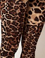 Image 3 ofASOS Maternity Exclusive Legging In Leopard Print