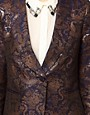 Image 3 ofASOS Premium Baroque Blazer