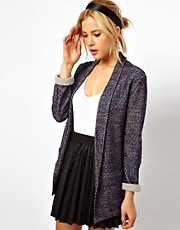 ASOS Blazer In Textured Boucle