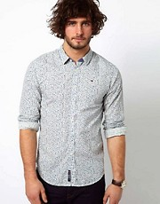 Hilfiger Denim Thomas Printed Shirt