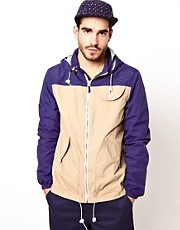 Penfield 2 Tone Rain Jacket