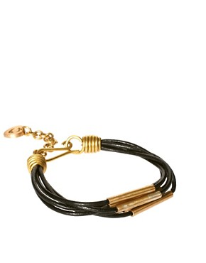 Bild 1 von Zara Martin For Made  3-reihiges Armband, exklusiv bei ASOS