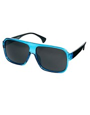 Quay Eyeware Flat Brow Sunglasses