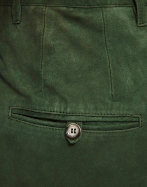 Image 3 of Ganni Suede Pants