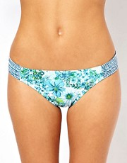Esprit Acapulco Print Bikini Brief