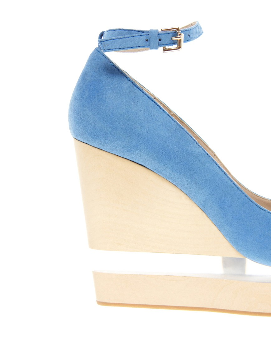 Image 2 of ASOS PIONEER Wedges