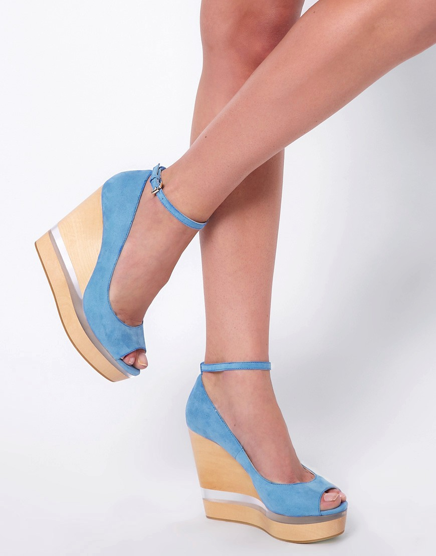 Image 3 of ASOS PIONEER Wedges