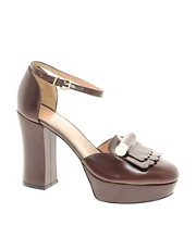 Robert Clergerie Exclusive Harum Platform Shoes