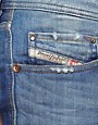 Image 3 ofDiesel Jeans Rombee XT Regular Tapered Fit 0807K Light Wash