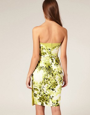 Image 2 ofASOS SALON Floral Cocktail Dress