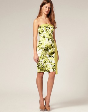 Image 4 ofASOS SALON Floral Cocktail Dress