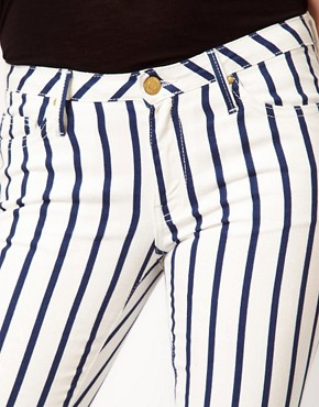 Image 3 ofMango Skinny Jean In Stripe
