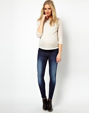 Image 4 ofASOS Maternity Exclusive Jumper In Neppi