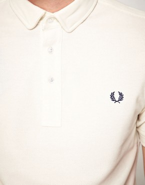 Image 3 ofFred Perry Penny Collar Polo Shirt